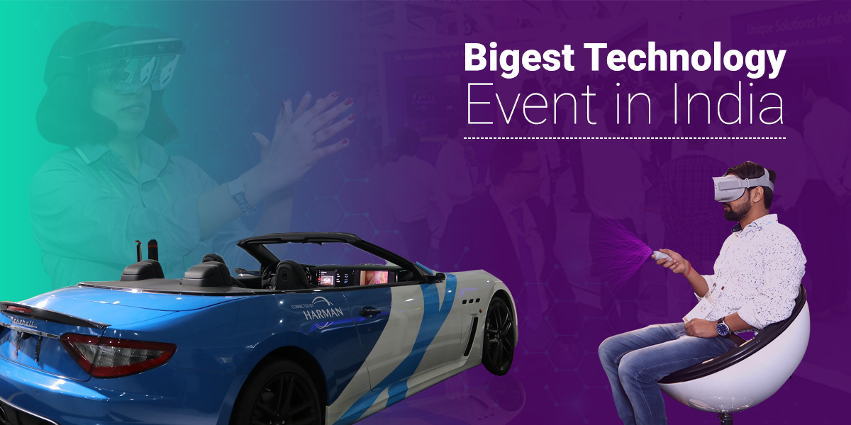 Biggest Technology Event India