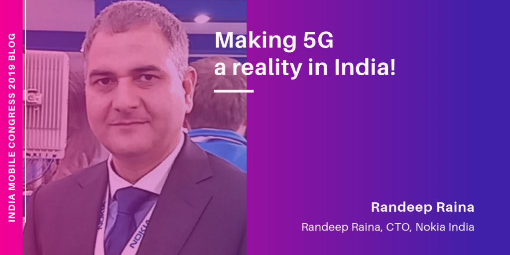 Making 5G a reality in India