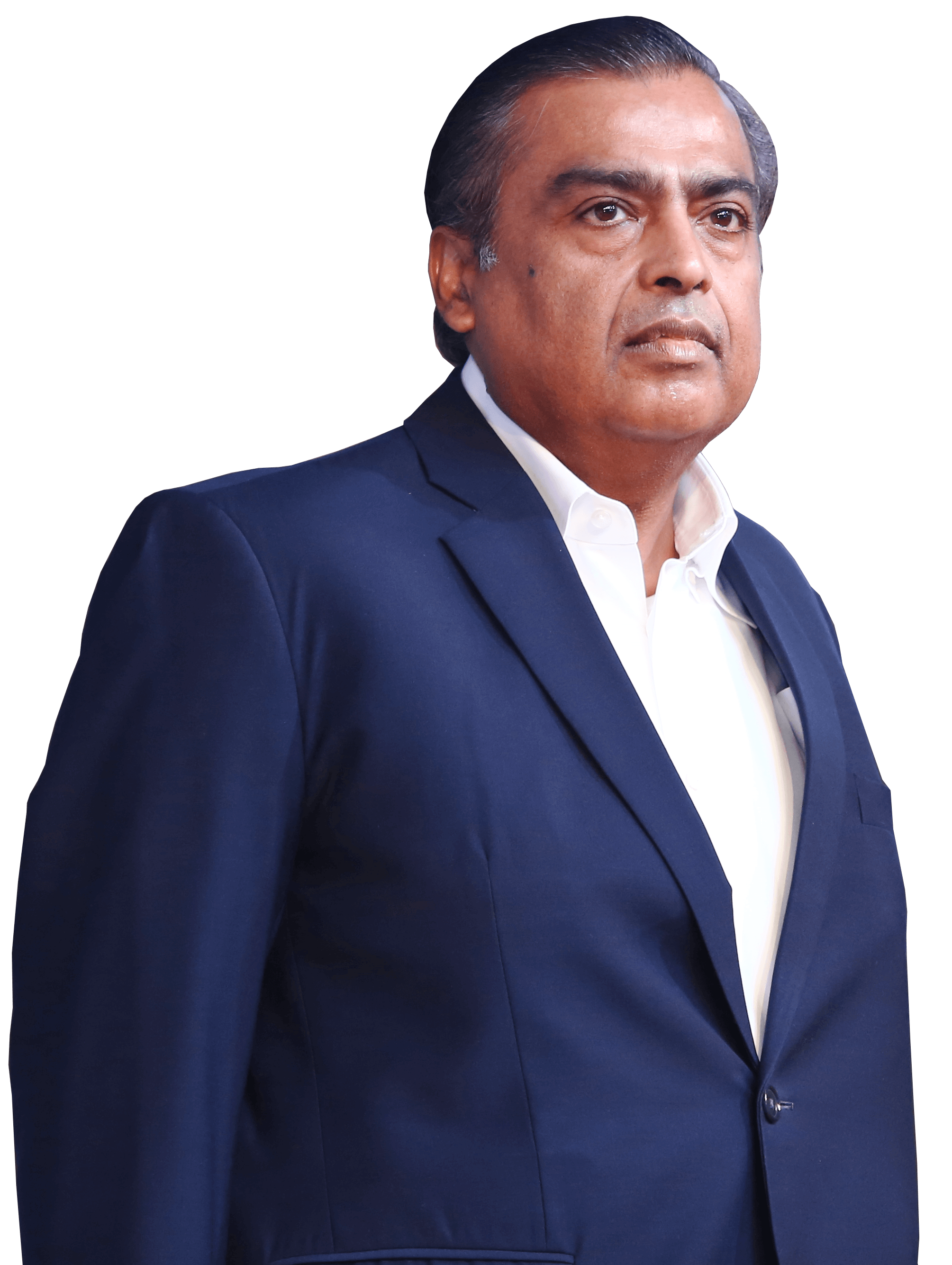 Mukesh Ambani Biography